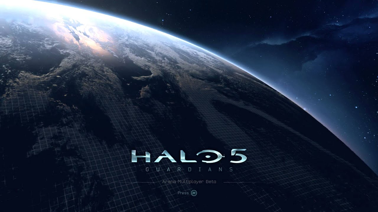 Halo 5: Guardians Beta - Main Menu Music
