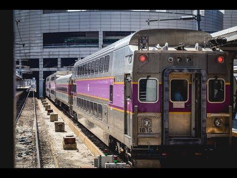 Boston MBTA Commuter Rail
