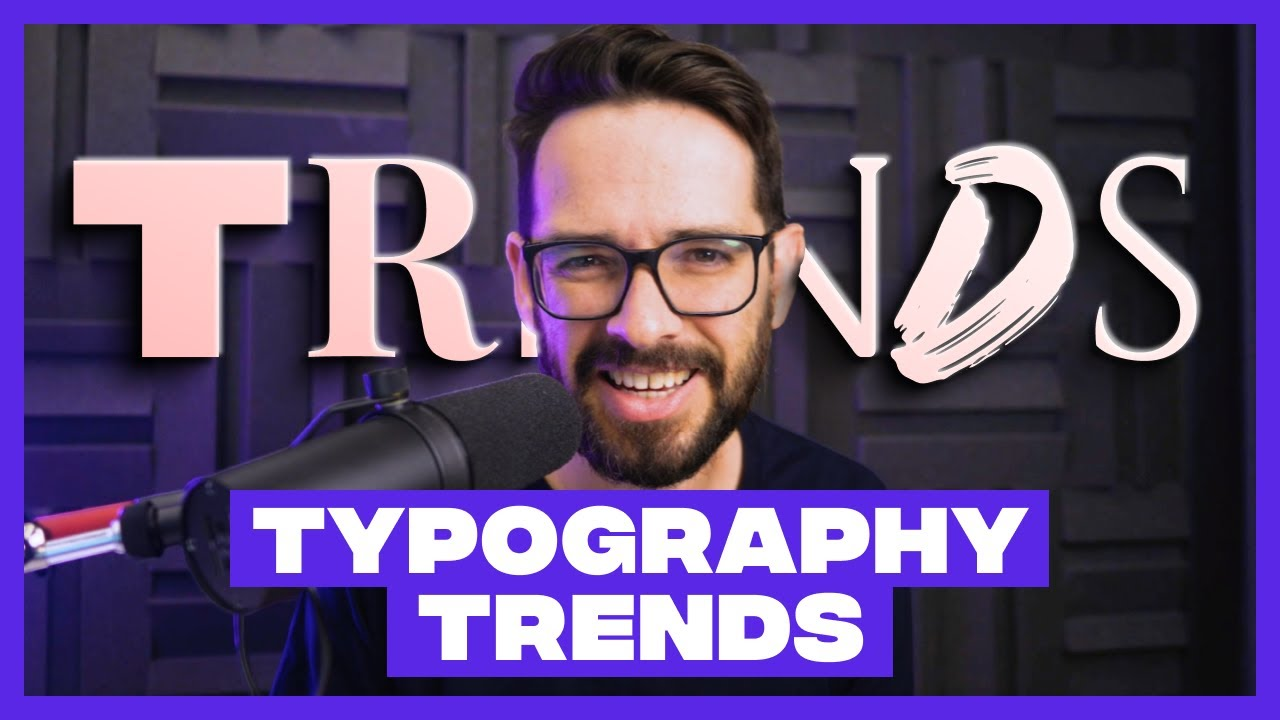 Top 3 Typography Trends of 2020 | Web Design Inspiration