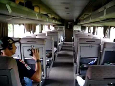 Amtrak Coast Starlight, Exploring Carriages
