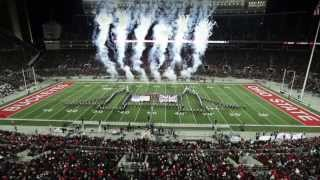 The Ohio State Marching Band Oct. 17 halftime show: British Invasion thumbnail