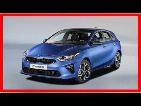 Kia Ceed 2018 REVEALED - New car design, specs and performance confirmed ahead of launch By J.News
