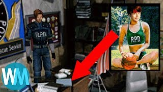 Top 10 Resident Evil Easter Eggs