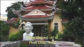 Viếng Thăm lăng mộ Phan Châu Trinh nghỉa trang Hội Tương Tế Gò Công ở SàiGòn thumbnail