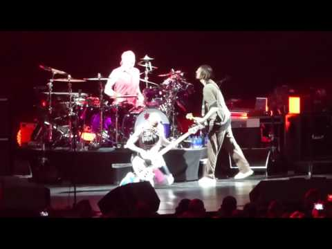 """Red Hot Chili Peppers """"Intro Jam & Can"""