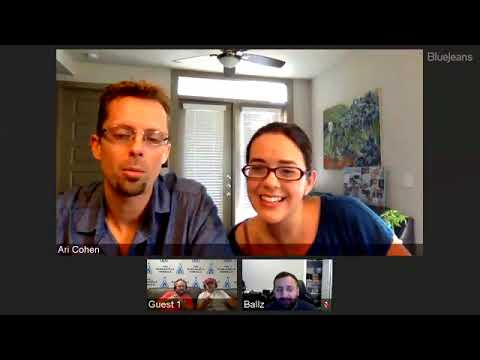 How to Wholesale Using Amazon FBA - Ari & Chelsea with some special guest Eric & Dan