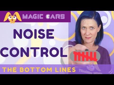Magic Ears Bottom Lines 3 Zero Noise Policy