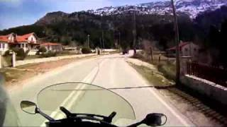 africa Twin Rides South Pindos
