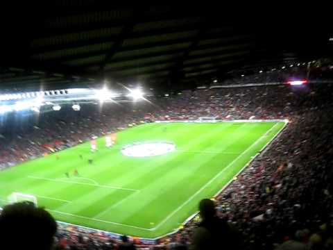 Take me home united road - Manchester United vs Inter 2-0