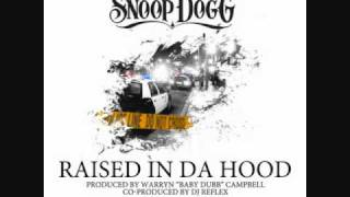 Snoop Dogg - Raised In Da Hood [ Lyrics + Download ]