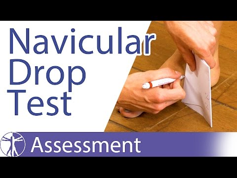 the-navicular-drop-test-for-foot-overpronation