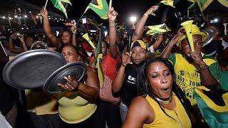 #RioGoldRush: Usain Bolt ignites Half Way Tree