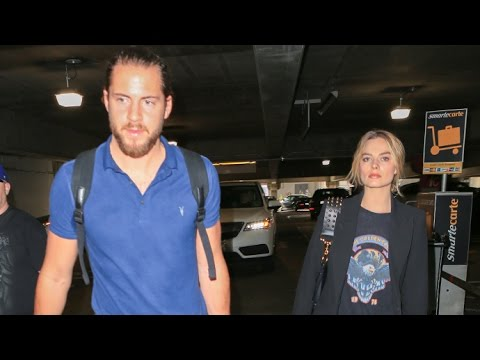 Are Margot Robbie And Boyfriend Tom Ackerley Moving To L.A.?
