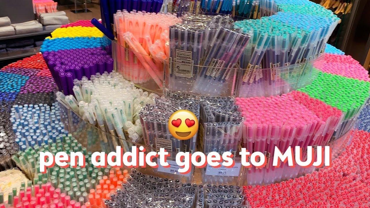 Download Pen Addict Goes to MUJI 😍 Sea Lemon