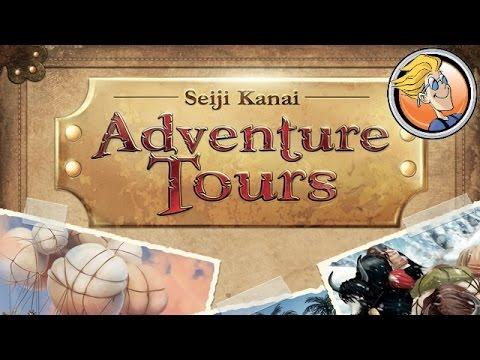 Adventure Tours overview — Spiel 2014