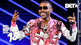 Lil Duval Performs Smile (Living My Best Life!) | Hip Hop Awards 2018