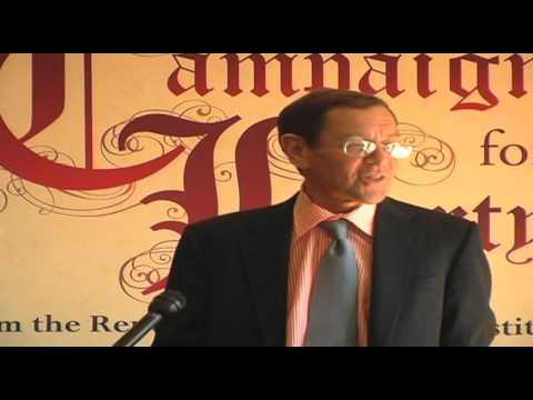 CPAC 2011: Bruce Fein - American Empire: Before the Fall Pt.2