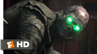 Mortal Engines (2018) - Zombie Cyborg Attack Scene (5/10) | Movieclips