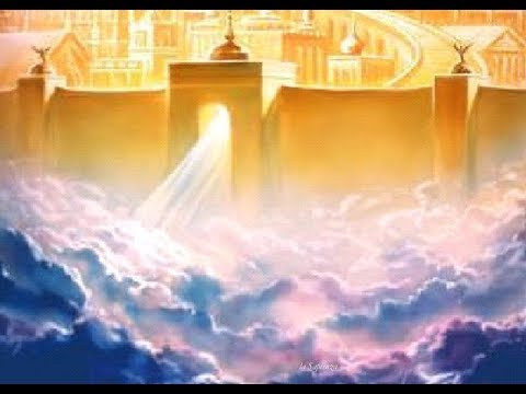 THE 3RD HEAVEN...A WONDERFUL HOLY GHOST MESSAGE...GET HAPPY, FIND THE JOY OF THE LORD!!!