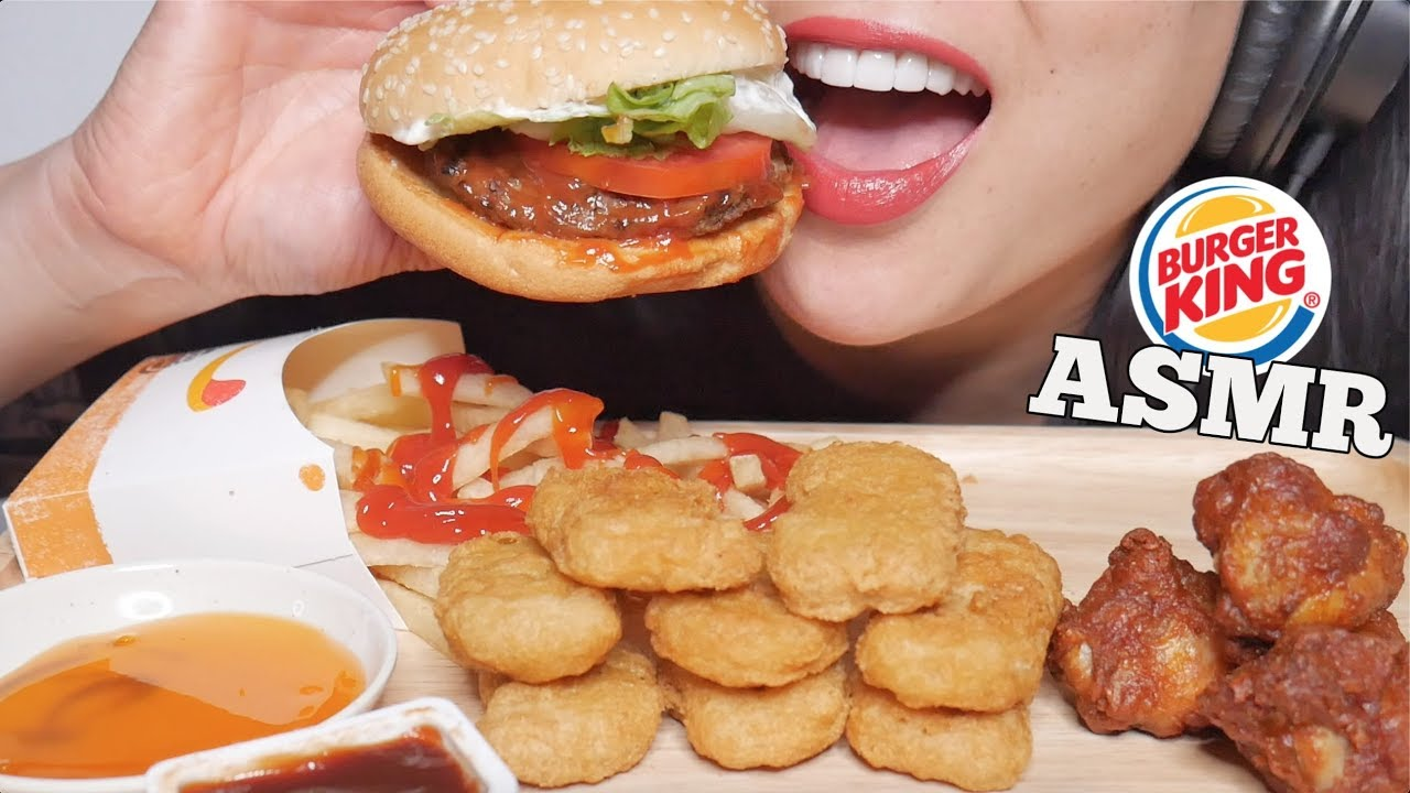 Asmr Burger King Thailand Eating Sounds Sas Asmr Asmr Vids My name is sas and i love making videos :). asmr burger king thailand eating