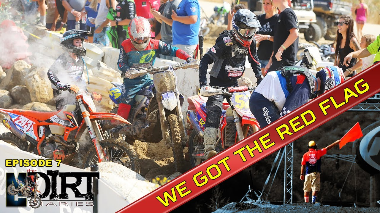 """WORCS Dirt Diaries """"We Got Red Flagged"""" S2 Ep7"""