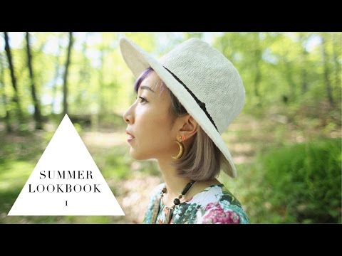 OUTFIT | SUMMER LOOKBOOK #1 | IMIUZANGELA