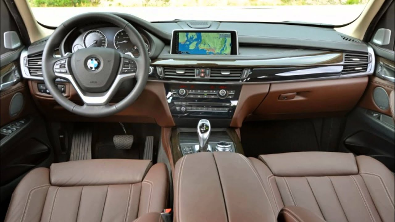 Bmw youtube for Interieur x5