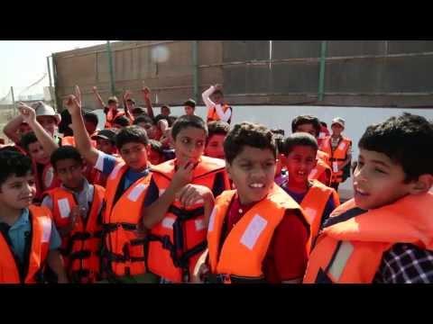 Students Trip Organized By Abu Dhabi Marine Sport Club