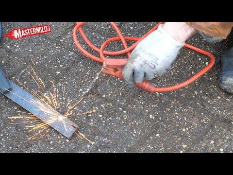 Hoe werkt een lasapparaat?