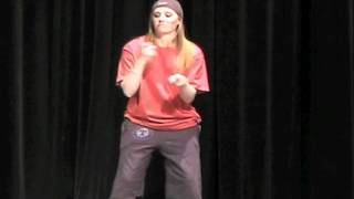 """""""Bust a Move"""" in ASL"""