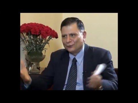 Finance Secretary, Shri Ratan. P.Watal on Cooperative Federalism.