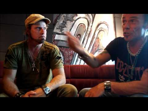 BABYLON A.D. INTERVIEWED ON THE MORC CRUISE 2015