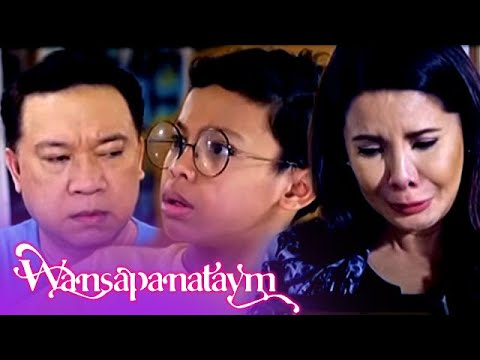Wansapanataym: Soffy feels sorry for Cris and Ving