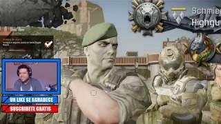 WARFACE: Mi Primera Partidita En El Nuevo Battle Royale De Este Juego || PS4 Gameplay ||
