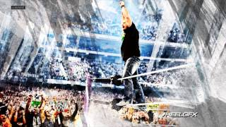 "2014: Stone Cold Steve Austin 5th WWE Theme Song - ""I Won"