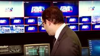 Baixar The official launch of i24news