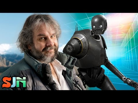 Star Wars: When Peter Jackson Visited The Rogue One Set
