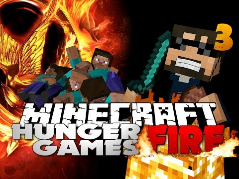 Minecraft Hunger Games Catching Fire 3