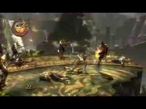 Heavenly Sword Ps3 Review Hd Youtube