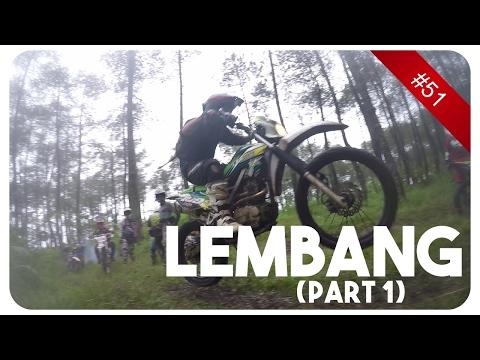 Trail Di Lembang Bareng Motovlog Bandung - Byhun Moto - EnduroID9 (Part 1)
