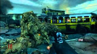 Black Ops 2 - Nuketown Zombies Gameplay