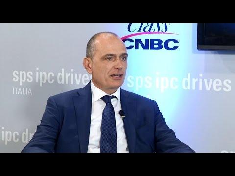 SPS Italia 2016 - Intervista a Massimo Merli, Industry Business VP Schneider Electric