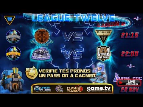 Ligue TWELVE | SNT Elite vs Dark's Esport