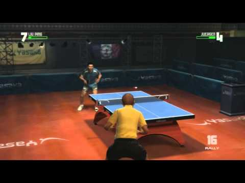 Rockstar Table Tennis