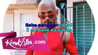 Nego do Borel - Me Solta (Instrumental/Karaokê)