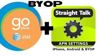 at kyocera hydro air byop straight talk apn settings 4g lte