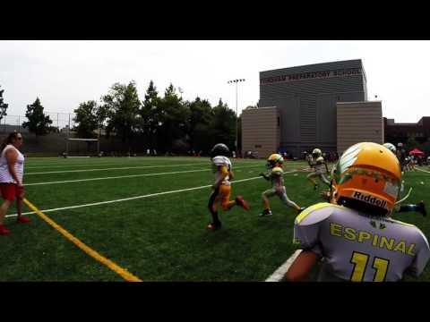 Bronx Elite Ducks  vs Steelers