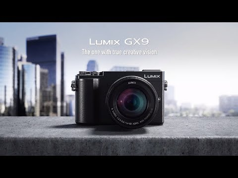 [NEW] Introducing Panasonic LUMIX GX9