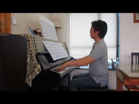Beethoven: Violin Sonata No.1 - 3rd Movement - Piano Part [Fast Tempo]
