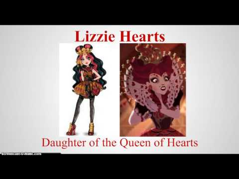 Ever After High Parents